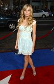 Brittney Irvin at the Los Angeles Premiere of