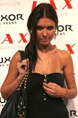 Audrina Patridge at the pre-VMA party hosted by Christina Aguilera. LAX Night Club, Las Vegas, NV. 09-08-07