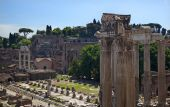 Forum Overview Rome Italy