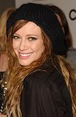 Hilary Duff at the Chanel and P.S. Arts Party. Chanel Beverly Hills Boutique, Beverly Hills, CA. 09-20-07