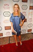 Julie Benz at Moonlight & Magnolias to benefit Lupus LA, Mary Norton, Los Angeles, CA 09-25-07