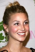 Whitney Port at the Intermix Boutique Opening. Intermix, Los Angeles, CA. 09-25-07
