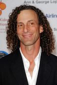 Kenny G at The 28th Annual Gift Of Life Tribute Celebration by the National Kidney Foundation of Sou