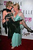 Elaine Hendrix and Jayne Atkinson at