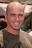 Kelly Slater at the Los Angeles Premiere of