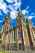 Architectural Landmark - Church Of St. Olha And Elizabeth In Lvov