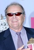 Jack Nicholson in the press room at the 2007 MTV Movie Awards. Gibson Amphitheatre, Universal City, CA. 06-03-07