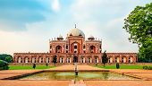 Humayuns Tomb, popular destination in Delhi poster