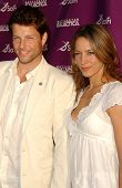 Jamie Bamber and Kerry Norton at