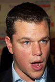 Matt Damon at the CineVegas Opening Night Premiere Of