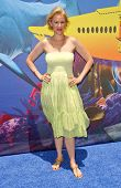 Penelope Ann Miller at the Opening of Disneyland's