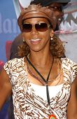Holly Robinson Peete at the Opening of Disneyland's