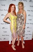 Phoebe Price and Anita Seelig at the launch of Phoebe's Phantasy by Lotion Glow. Kaje Boutique, Beverly Hills, CA. 06-16-07