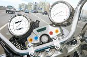 Speedometer And Motorcycle Tachometre