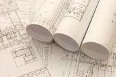 Rolls Of Engineering Drawings