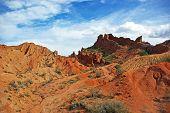 canyon rock tale