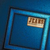 textile texture jeans background