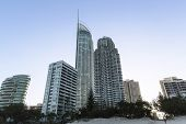 Gold Coast Surfers Paradise and Q1