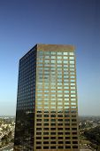 UNIVERSAL CITY, CALIFORNIA - TUES. JUNE 24, 2014: The headquarters of Comcast NBC Universal in Unive