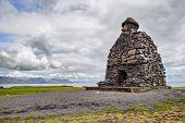 Bardar Saga Snaefellsnes Statue, Iceland poster