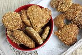 Oat Biscuits.