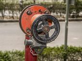 Fire Hose Wheel