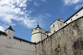 Salzburg Fortress Walls