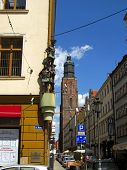 Wroclaw, Poland - June 7: Wroclaw, Of A Tenement House