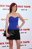 LOS ANGELES - JUL 10:  Carrie Preston at the