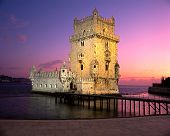 Belem tower, Portugal.
