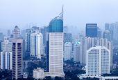 Jakarta Skycrapers