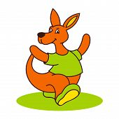Carefree Kangaroo sign