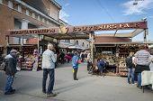 Russian Souvenir Market