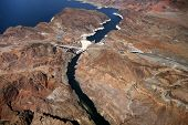 picture of hydroelectric power  - CLARK COUNTY NV - JPG