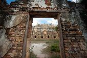 Maha Aung Mye Bon Zan Monastery in Myanmar.