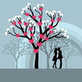 Árbol del amor de Winer