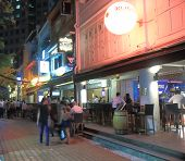 Boat Quay outdoor dinning Singapore