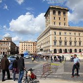 Piazza Venezia, Rome
