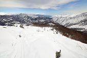 Alpine Cloudscape