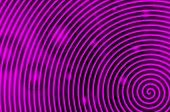 Purple And Black Spiral