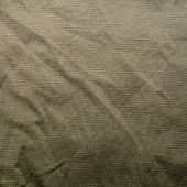 Old Crumpled Fabric Texture Background