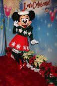 LOS ANGELES - DEC 11:  Minnie Mouse at the