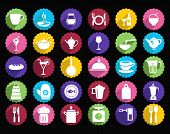 All For Cooking Icons Kitchen Ware Icon Set
