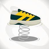 Spring Shoe