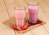 berry smoothies