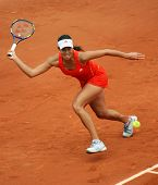 Ana Ivanovic (srb) At Roland Garros 2010