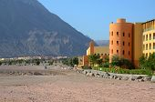 Egypt, Taba. Oasis In The Desert
