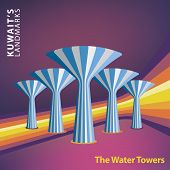 Kuwait's Water Towers