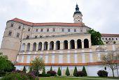 Castle Mikulov, Czech Republic, Europe
