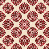 seamless pattern vector tiled geometric abstract